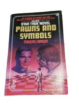 1985 Pocket Books Original Series Star Trek Pawns And Symbols Paperback ... - $7.92