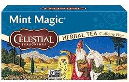 Celestial Seasonings, Mint Magic, 20 ct - $32.89