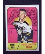 1967/68 Topps Hockey #92 Bobby Orr [Boston Bruins] Repro - $3.75