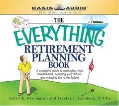 The Everything Retirement Planning Book (Everything Books) Harrington, J... - $18.87