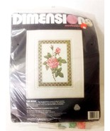DIMENSIONS 2370 THE ROSE Complete Opened Needle... - $13.71