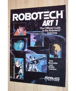 Official Guide to the Robotech Universe - $19.91