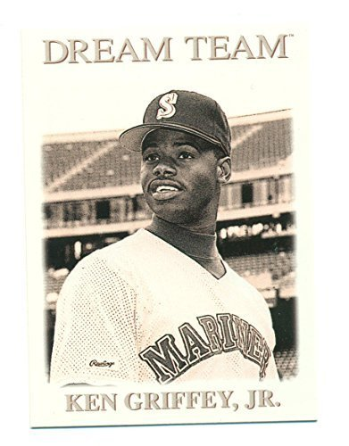 Lot of 4 1993 Score Dream Team Ken Griffey Jr. Seattle Mariners - Baseball Card
