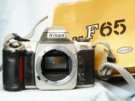 Nikon F65 Autofocus 35mm SLR Camera Boxed -Nice- - $25.00