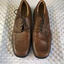 Bostonian Mens Lace Tie Up Shoes Leather Sz 12 29867 - $19.39