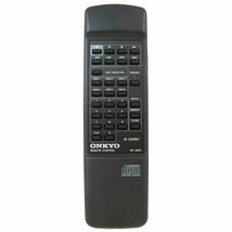 Onkyo RC-264C Factory Original CD Player Remote DX-C211, DX-C311, DX-C2H - $13.09