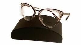Prada Women's Red Burgundy Glasses with case VPR 53U-F VYT-1O1 52mm - $185.99
