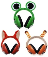 Baby Hearing Protection Muffs Adjustable Ear Safety Sound Cute Kids Cart... - $39.90