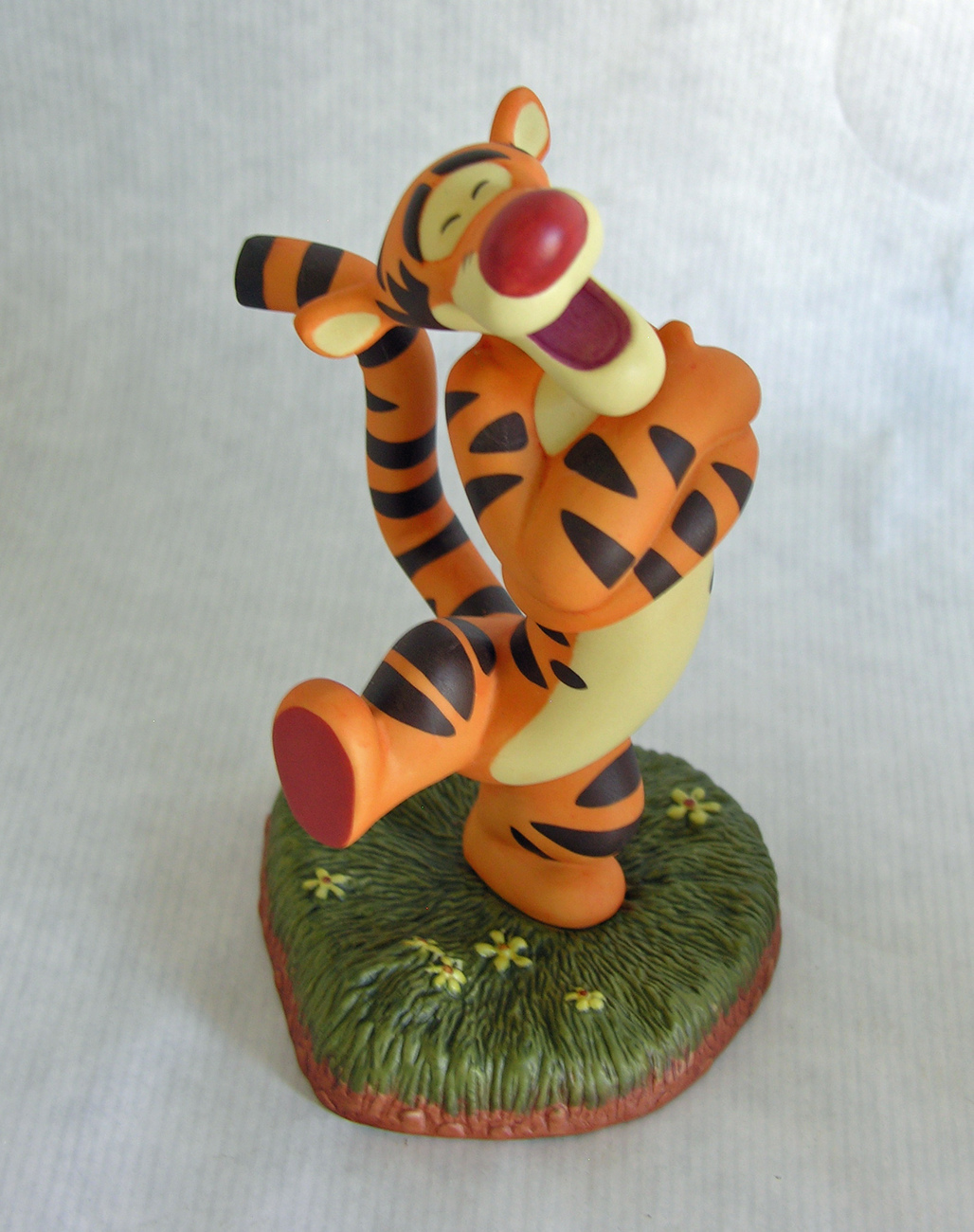 Enesco Pooh and Friends Tigger You're Huggerific Porcelain Figurine