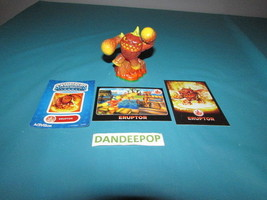 Skylanders Figure First Edition Eruptor W/ Cards E4118 Activision video ... - $7.67