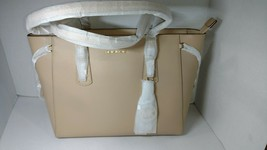 Michael Michael Kors Voyager NS Multifunction Top-Zip Tote Oyster NWT - $108.35