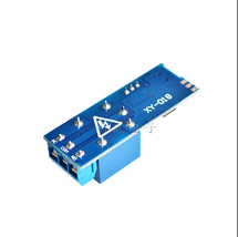 10PCS/LOT 5V-30V Delay Relay Timer Module Trigger Delay Switch Micro USB Power A image 2