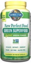Garden Of Life - Perfect Food RAW 240 Veggie Capsules - $358.85