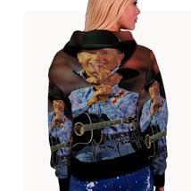 George Strait Cowboy WOMENS HOODIE - $40.99+