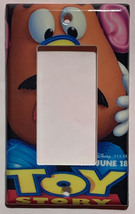 Toy Story Potato Head Light Switch Power Outlet Wall Cover Plate Home decor image 3