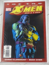 X-Men the End Book 3 Men and X-Men #4 2006 Bagged and Boarded - C2966 - $1.99