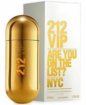 212 Carolina Herrera VIP Women Eau De Perfume Spray 2.7 oz - $79.19