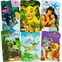 Disney Baby Toddler Beginnings Board Books Super Set (Set of 6 Toddler Books --  - $15.54