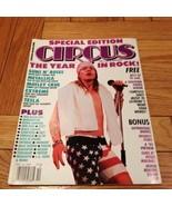 Circus December 1991, Metallica, Extreme, Tesla... - $12.99