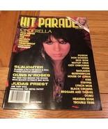 Hit Parader, Feb 1991, Cinderella, Guns N Roses... - $12.99