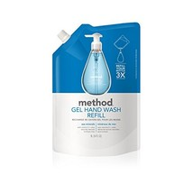 Method Gel Hand Soap Refill, Sea Minerals, 34 Ounce Pack 6 - $40.67