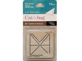 Provo Craft Cuttlebug Photo Corners Die #37-1512