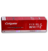 Colgate Visible White Whitening Toothpaste 100gm - $14.05