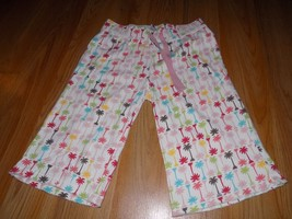 Girl's Size Small Old Navy Pajama Bottoms Shorts Palm Tree Print Sleepwe... - $12.00