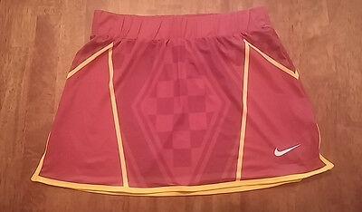 Lot of 5 FSU Florida State Seminoles Lacrosse Womens Nike Skirt NCAA DRI-FIT
