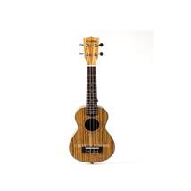 Naomi Zebrawood Ukulele 21 inch high quanlity  Soprano Guitar ukuleles  ... - $59.99