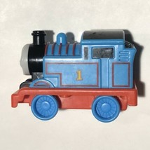 2011 Mattel Thomas & Friends Gullane Blue Thomas the Tank Engine Toy Train - $9.95