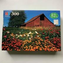 Little Big Ben Jigsaw Puzzle 300 Piece Near Crab Orchard IL 4566-12 Vintage - $14.84
