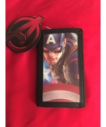 Marvel Avengers Captain America Trifold Wallet—More Character Wallets Too! - $12.47