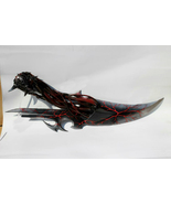 Prototype Alex Mercer Offensive Powers Blade Claws Cosplay Weapon Prop Buy - $380.00