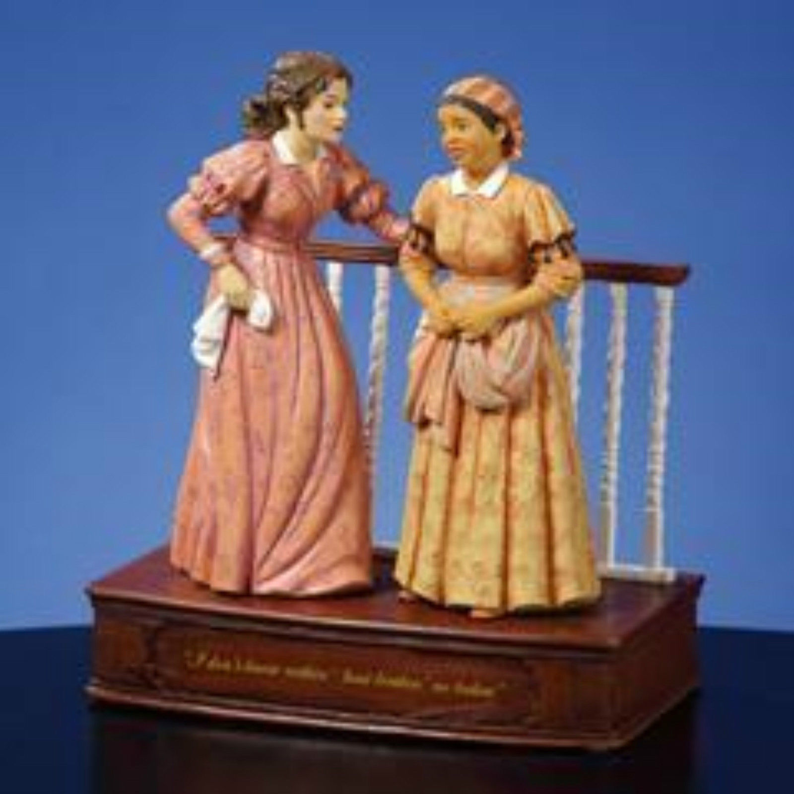 "SF Music Box Gone With The Wind - ""Ain't Birthin' No Babies"" Figurine"