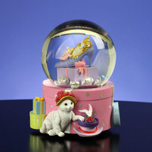 San Francisco Music Box - Cats on Hat Box - Wat... - $42.92