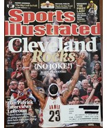 Cleveland Rocks, LeBron Interview, Michael Phelps Sports Illustrated May... - $5.95