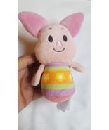 EASTER PIGLET Itty Bittys Disney Winnie the Pooh Easter Hallmark pre-own... - $11.83