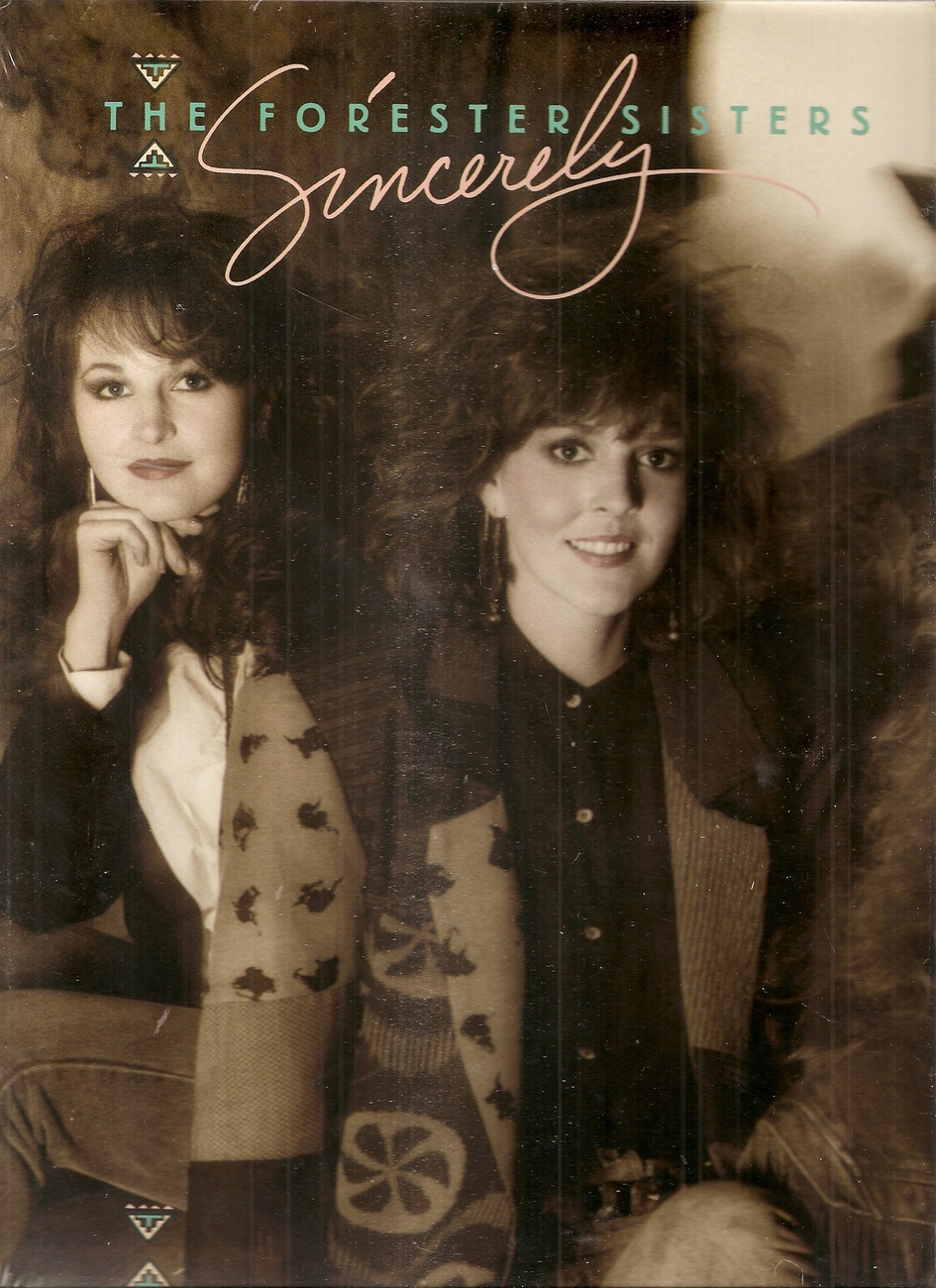 Primary image for LP--Forester Sisters 	-	 Sincerely