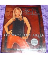 The Watcher's Guide Vol. 2 by Maryelizabeth Hart, Jeff Mariotte and Nanc... - $12.59