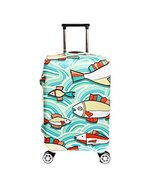 George Jimmy Luggage Protector Suitcase Cover Dustproof Luggage Shield 1... - $22.86