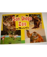 1967 San Diego Zoo Souvenir Booklet - $10.00