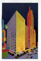 Sheraton-Chicago Hotel Chicago Illinois - $0.79