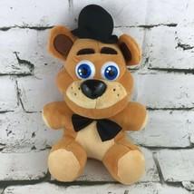 """Five Nights At Freddys FNAF Freddy Fazbear Teddy Bear 9"""" Plush Stuffed Animal  - $14.84"""