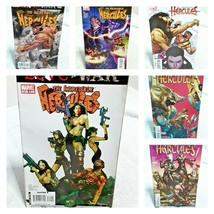 Hercules Marvel Comic Book Lot of 6 Issues  - $13.10