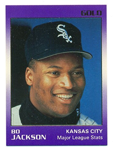 1991 Star Bo Jackson Gold 9 Card Set Serial No: 1446 of 1500 - Kansas City Royal