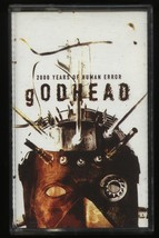 Godhead 2000 years of human error Unofficial Russian tape audio cassette   - $15.00