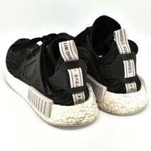 adidas Women's adidas NMD XR1 PK Primeknit Utility Black Gltich Shoes Size 10 image 3