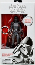Star Wars The Black Series Second Sister Inquisitor #95 figure 1st Ed white box image 3