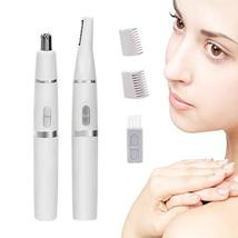 Nose Hair Trimmer for Men Women Painless Electric Ear and Nose Hair Trimmer for  image 9